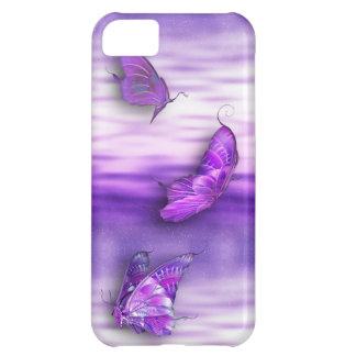 Mariposas púrpuras iPhone4