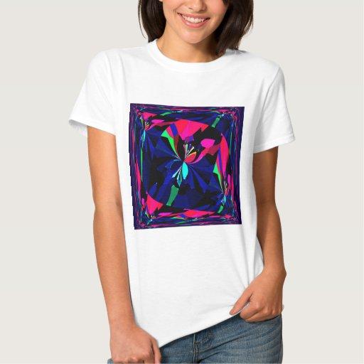 Mariposas reconstruidas tee shirt