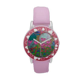 Mariposas Relojes De Pulsera