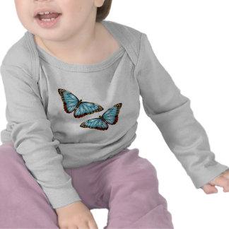 Mariposas salvajes camiseta