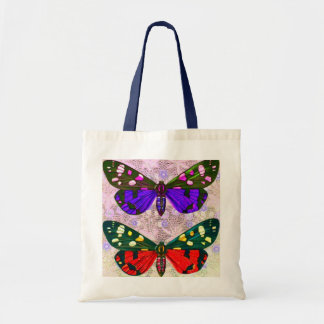 Mariposas soñadoras bolsas de mano