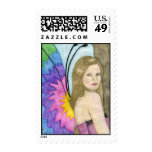 Mariposa's Wings Postage Stamps