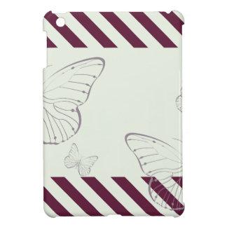 Mariposas y rayas