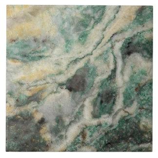 Mariposite Mineral Pattern Tile