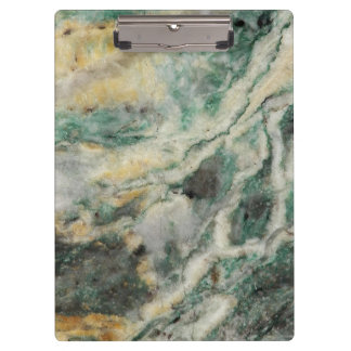 Mariposite Mineral Stone Image Clipboard