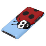 Mariquita Case-Mate iPod Touch Protectores