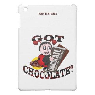 "Mariquita de Chocoholic - ""consiguió el chocolate?"