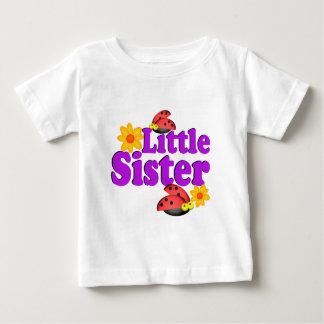 Mariquita de la pequeña hermana camisas