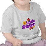 Mariquita de la pequeña hermana camisetas