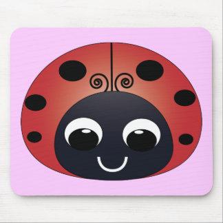 Mariquita dulce Mousepad