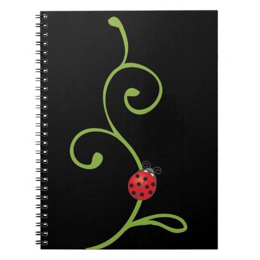 Mariquita en vid cuadernos