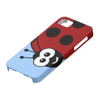Mariquita iPhone 5 Carcasas