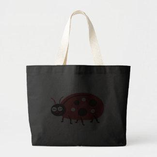 Mariquita linda bolsas