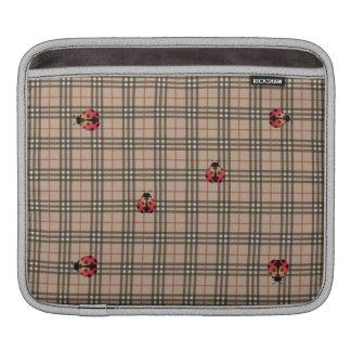 Mariquita linda fundas para iPads