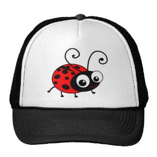 Mariquita linda gorras