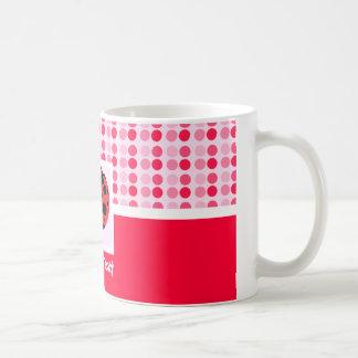 Mariquita linda tazas de café
