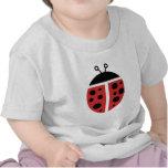 Mariquita preciosa camisetas