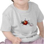 Mariquita Rockstar Camiseta