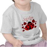 Mariquita roja camiseta