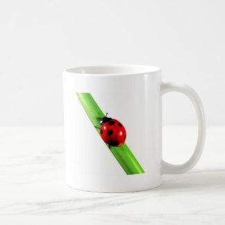mariquita taza clásica