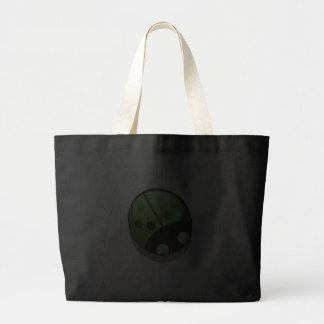 Mariquita verde bolsas