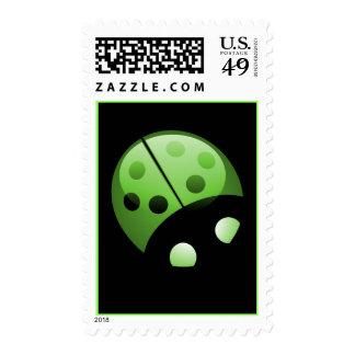 Mariquita verde envio