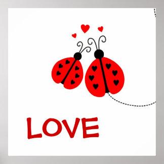 Mariquitas en amor posters