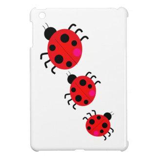 Mariquitas en caso del iPad del desfile el mini iPad Mini Cárcasa