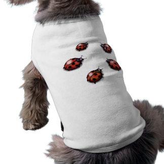 Mariquitas Camisa De Perrito