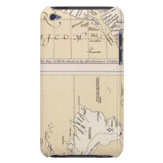 Maris Pacifici, América iPod Touch Case-Mate Carcasa