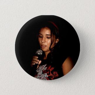 Marisa Pinback Button