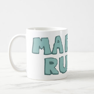 Marisa Rules Coffee Mug