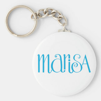 Marisa turquoise blue Keyring Keychains