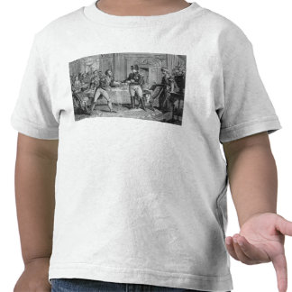 Mariscal Pedro Francois José Lefebvre Camisetas