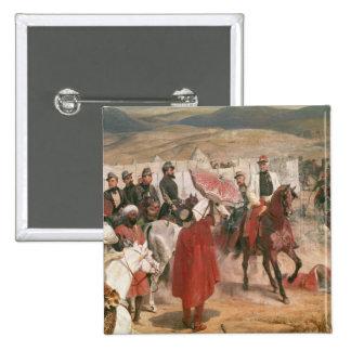 Mariscal Thomas Bugeaud y coronel José Pin Cuadrado