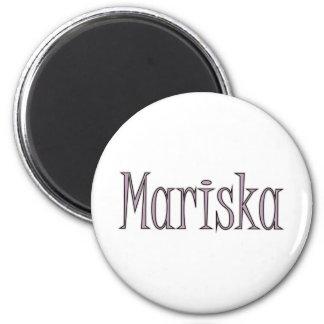 Mariska 2 Inch Round Magnet