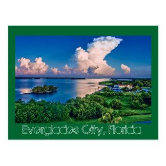 Marismas ciudad, la Florida, los E.E.U.U. Postal