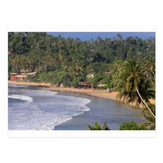 Marissa Beach, Sri Lanka Postcard