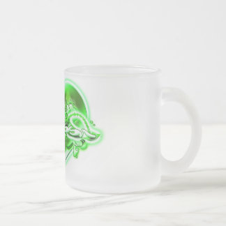 Marissa Frosted Glass Coffee Mug