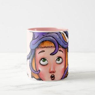 Marissa Monday Two-Tone Coffee Mug