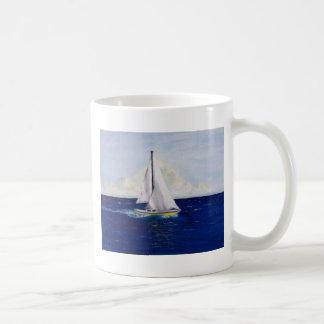 marissa's sailboat coffee mug