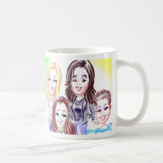 Marist Caricature Mug 12a