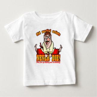 Marital Artists Baby T-Shirt