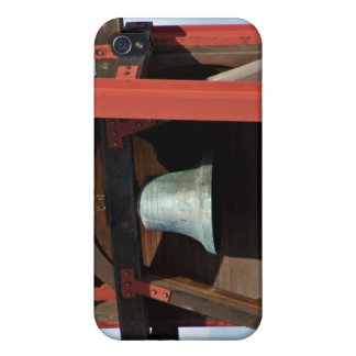 Maritime bell cover for iPhone 4