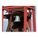 Maritime bell postcard