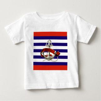 Maritime Chic Infant T-Shirt