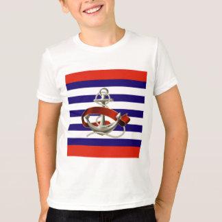 Maritime Chic Kids T-Shirt