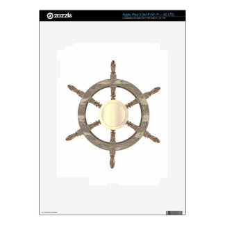 Maritime Helm Decals For iPad 3
