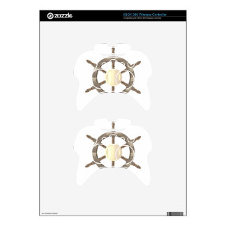 Maritime Helm Xbox 360 Controller Skins