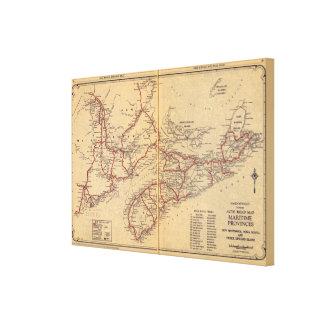 Maritime Provinces 2 Canvas Print